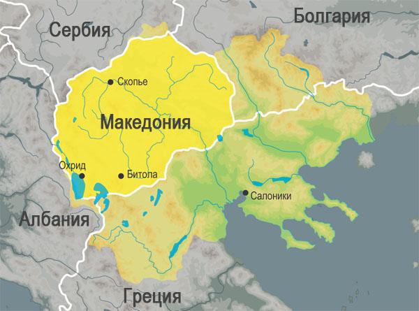 Фото №2 - Особенности македонского «салата»