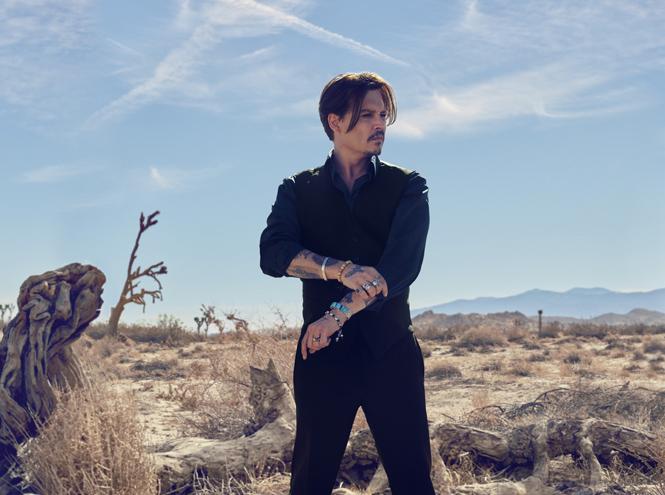 Фото №5 - Дикий: Джонни Депп в новом рекламном ролике Dior