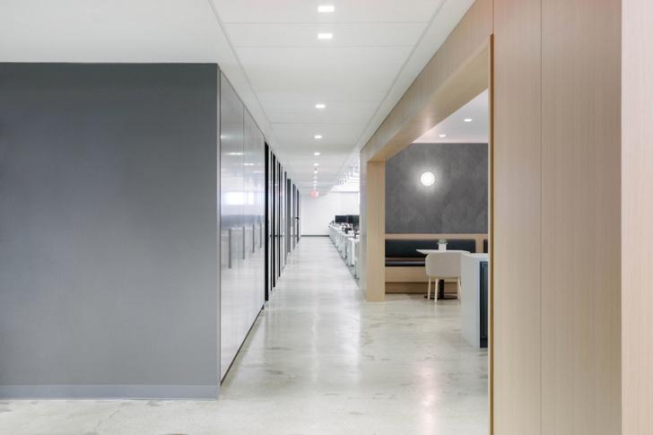 Фото №7 - Офис в светлых тонах в Нью-Йорке