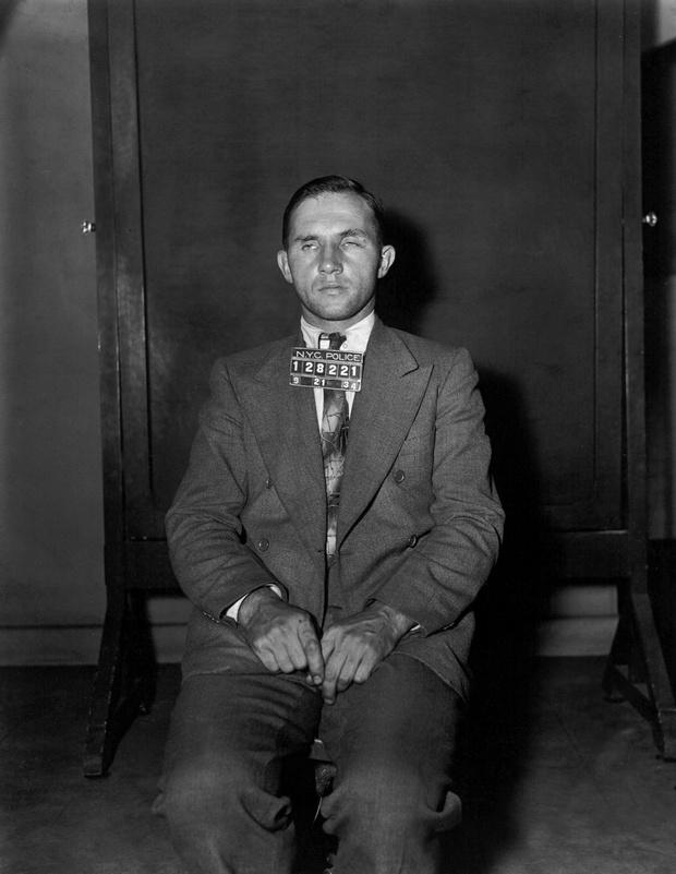 Обвиняемый по «делу Линдберга»— 34-летний иммигрант Бруно Ричард Хауптманн