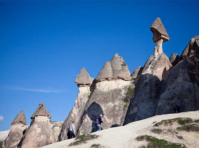 Фото №28 - Центральная Турция: тайны пещер Каппадокии