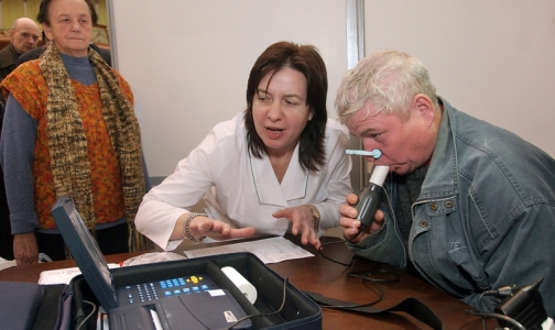 Фото №1 - Пульмонолог: большинству россиян с бронхиальной астмой диагноз не ставится