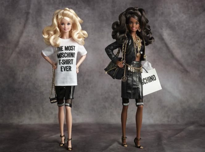 Фото №2 - Куклу Барби впервые прорекламировал мальчик