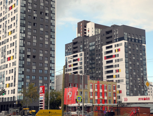 Фото №1 - Объем выдачи ипотеки к концу года достигнет 3,5 триллиона рублей