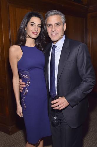 Фото №26 - Джордж и Амаль Клуни: история любви