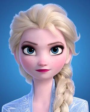 Фото №2 - Феминистки раскритиковали создателей «Холодного сердца 2» за макияж Эльзы