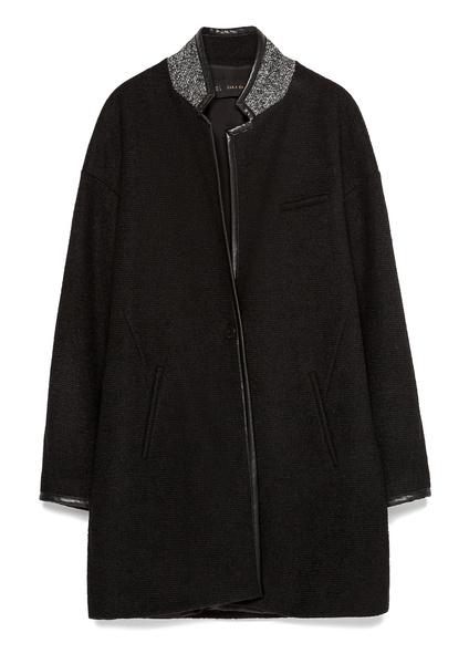 Пальто, Zara, 5 599 руб.