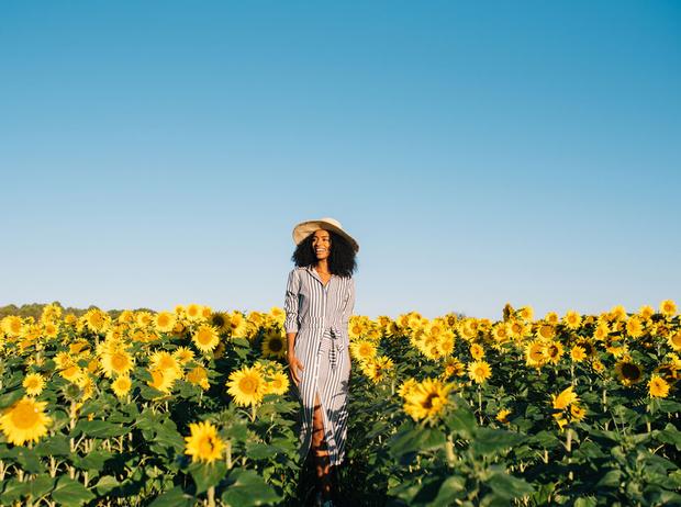 Фото №5 - Срочно в Instagram: 10 идей для летней фотосессии