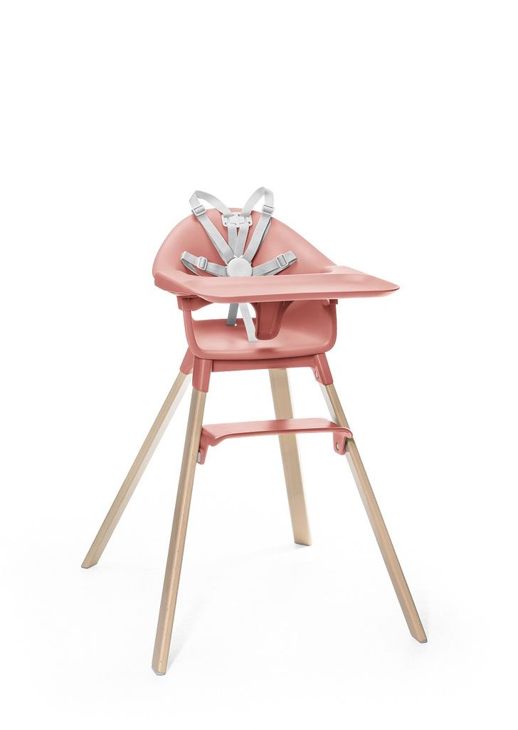 Фото №3 - Пора обедать со Stokke© Clikk — детским стульчиком, который собирается на 1-2-3