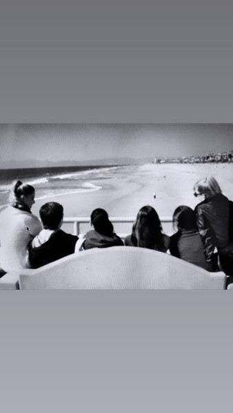 Фото №3 - Лиа Мишель и звезды «Хора» почтили память Наи Риверы и Кори Монтейта ранее не опубликованными фото из сериала