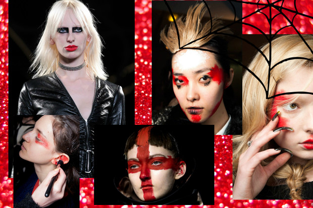 Фото №6 - 8 вариантов макияжа на Хэллоуин с подиумов