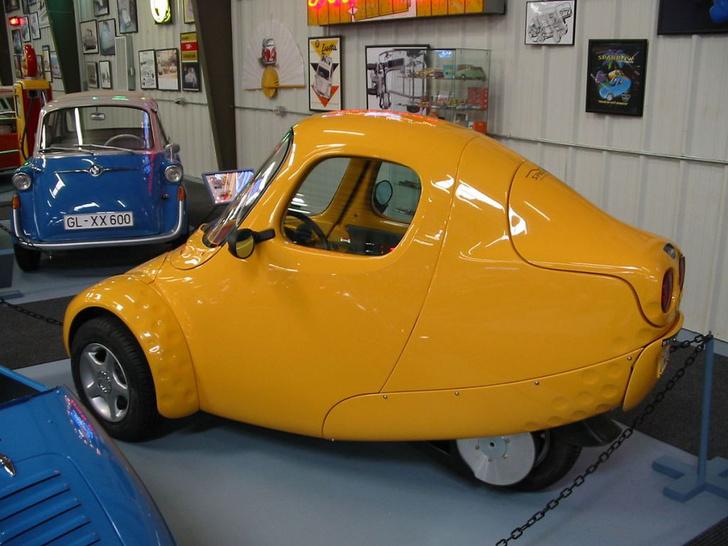 Фото №7 - На дизайн ужасные, классные внутри: 10 автомобилей со странным внешним видом