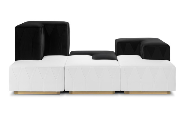 Фото №6 - Yin Yang: диван по дизайну Акселя Хюнха для Munna