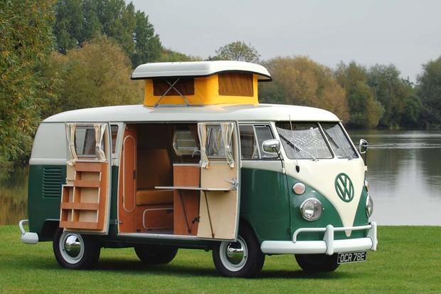 Фото №7 - Машина для любви, а не для войны: история легендарного «хиппи-буса» от VW