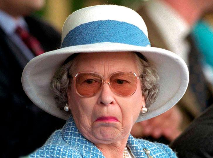 Фото №1 - 20 острых шуток королевской семьи