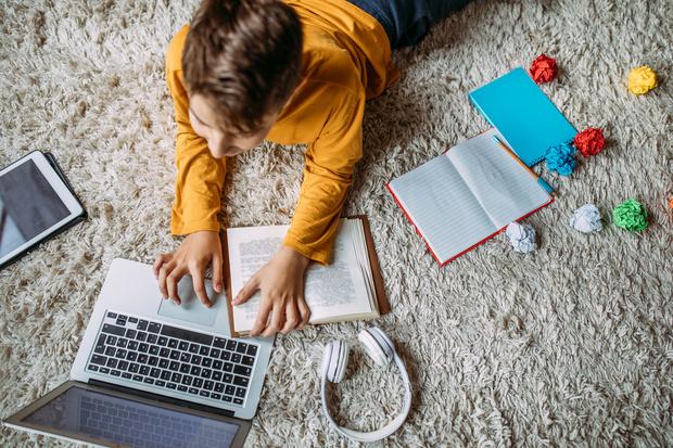 Школьники продолжат учиться дистанционно