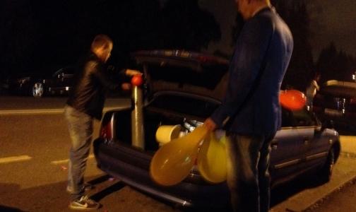 Фото №1 - В МВД намерены ввести уголовную ответственность за распространение «веселящего газа»