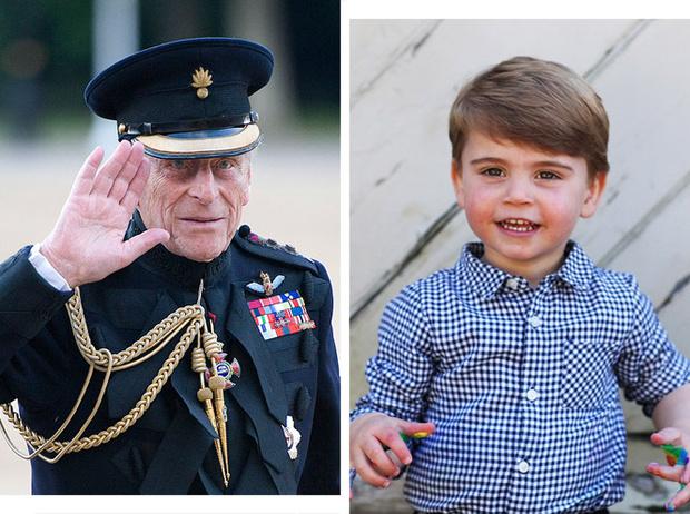 Фото №1 - Особая связь: какое увлечение сблизило принца Филиппа и принца Луи