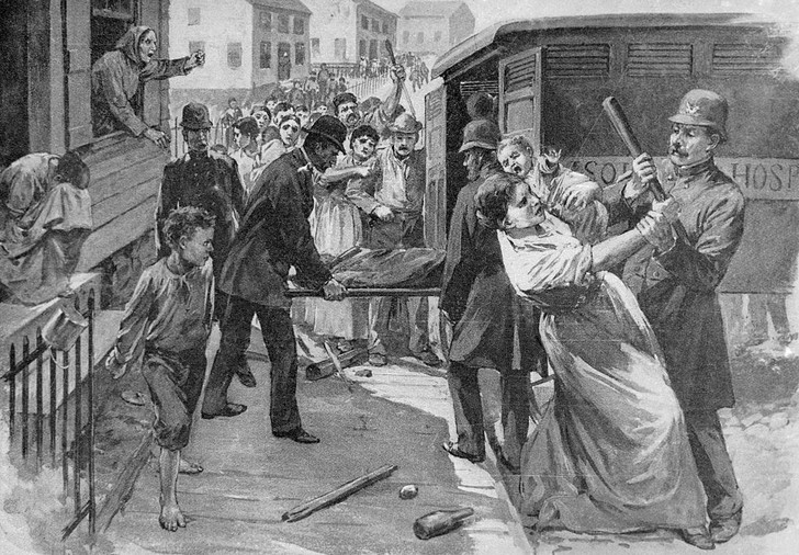 Фото №5 - Невидимые убийцы: 5 эпидемий, поменявших ход истории