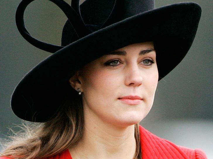 Фото №1 - Самое обидное прозвище, которое Кейт получила от прессы за время романа с Уильямом