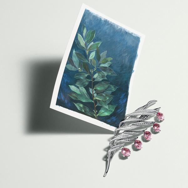 Фото №6 - Драгоценные дары природы: новая коллекция Chaumet