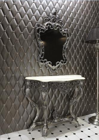 Фото №9 - Тренды 2020: дизайн керамических покрытий под металл