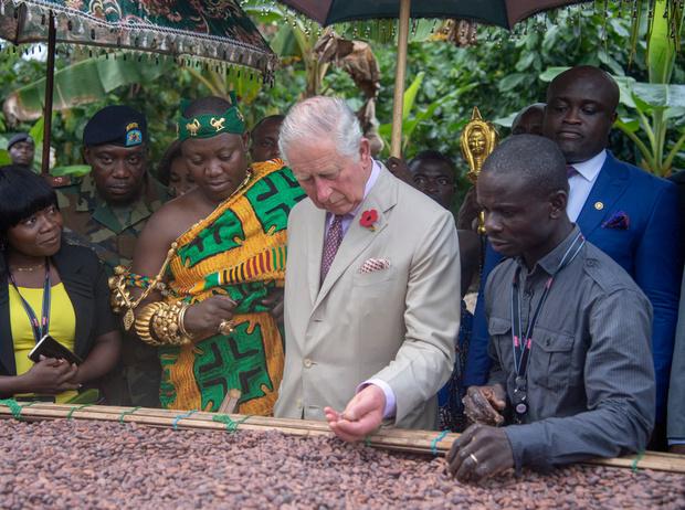 Фото №5 - Неожиданно: зачем принц Чарльз хранит лоскуты от своих костюмов