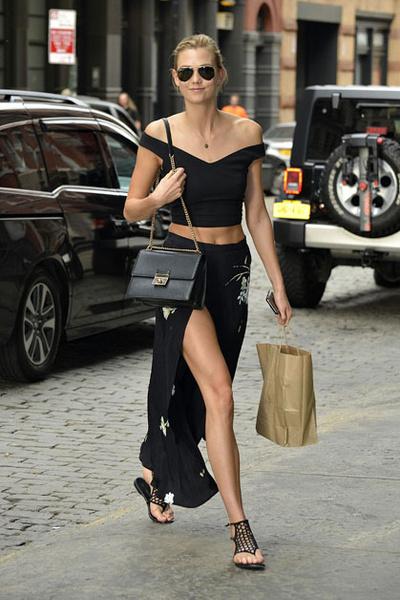 Фото №20 - Модельный ряд: как худеют ангелы Victoria's Secret