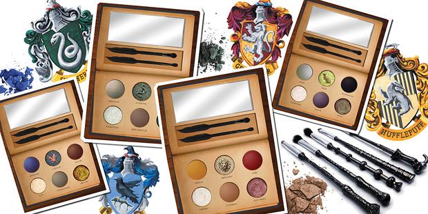 Фото №1 - Встречай волшебную коллекцию макияжа для фанов «Гарри Поттера»