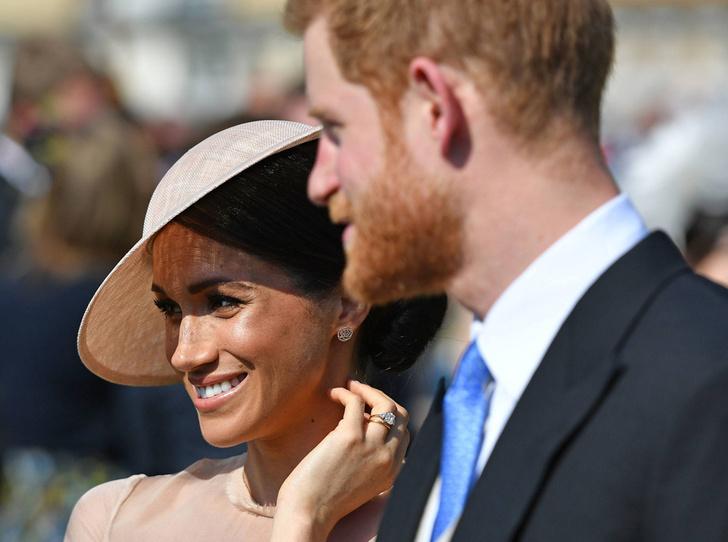 Фото №1 - Как Меган Маркл привыкает к статусу герцогини