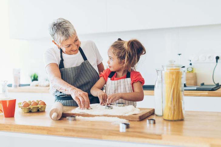 Фото №1 - Что готовят внукам бабушки в разных странах мира