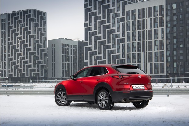 Фото №3 - Mazda CX-30: модель минус-сайз
