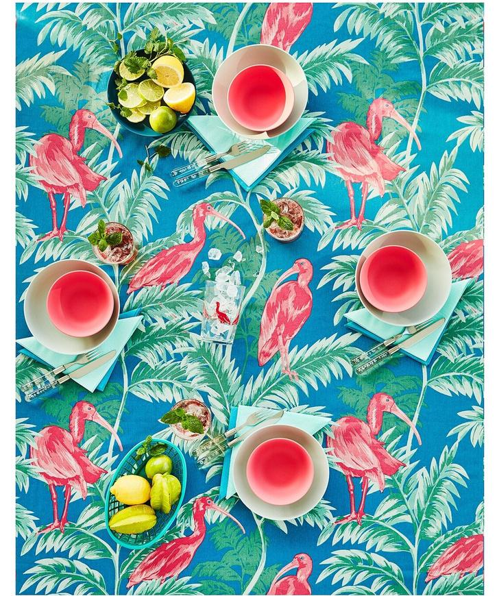 Фото №11 - Модные скатерти для летнего стола