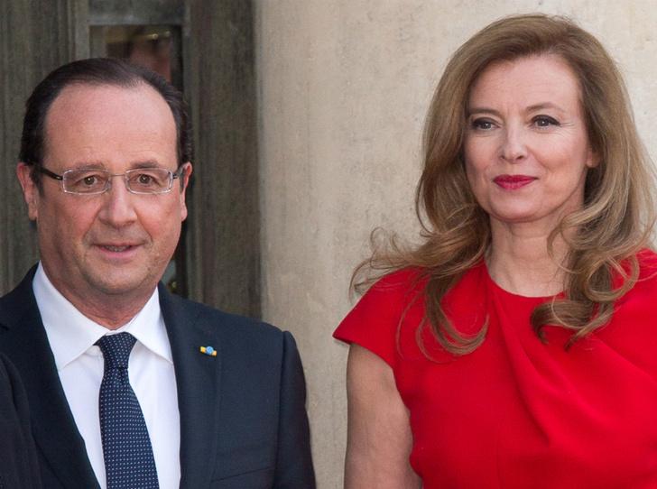 Фото №3 - Война Первых леди: за что возлюбленная экс-президента Франции обиделась на Брижит Макрон
