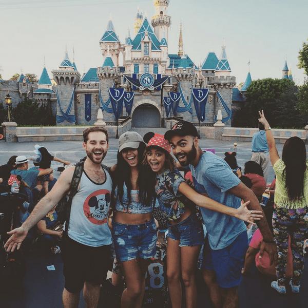 Фото №25 - Звездный Инстаграм: Вселенная Disney