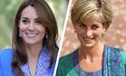 Кейт Миддлтон повторила азиатский образ принцессы Дианы