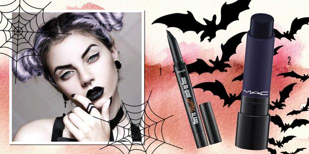 Фото №3 - Выбираем макияж на Хэллоуин