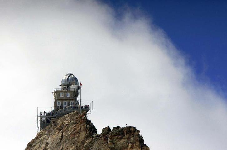 Фото №8 - Экскурсия к звездам: 10 знаменитых обсерваторий мира, доступных туристам