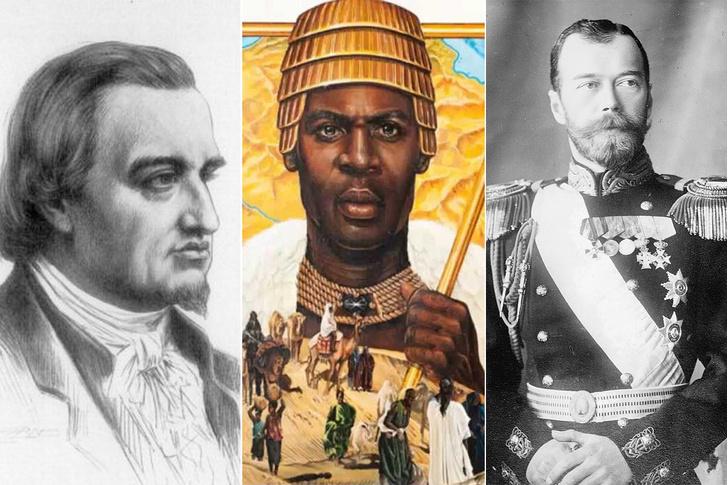 Фото №1 - «Форбсу» и не снилось: 9 cамых богатых людей в истории