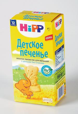 Фото №2 - Детское печенье: учимся жевать