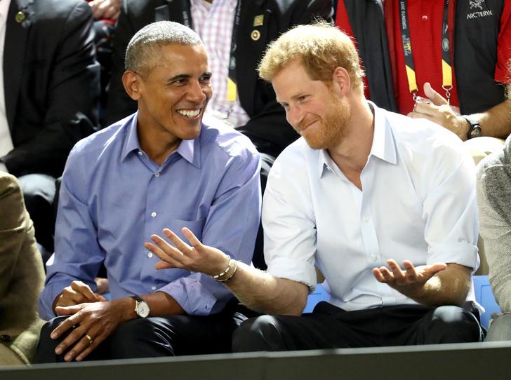 Фото №3 - Без политики: Гарри и Меган не позвали на свадьбу Обаму и Трампа