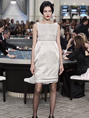 Фото №34 - Неделя Высокой моды в Париже: Chanel FW2015/16