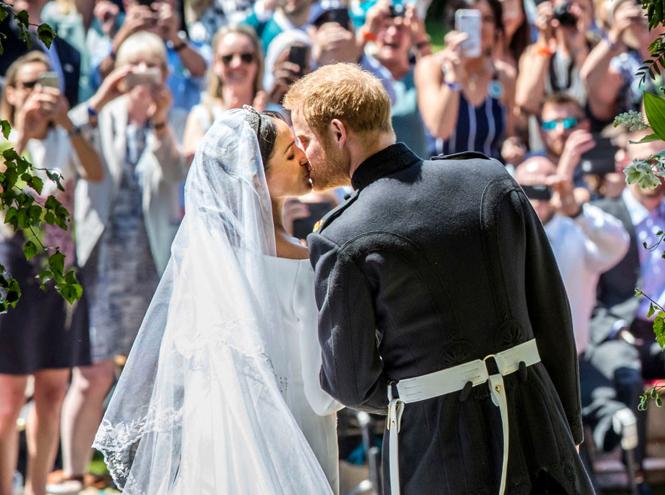 Фото №7 - Сассекские рассказали о личных деталях своей свадьбы