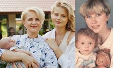 Звезды поделились семейными снимками в честь Дня матери
