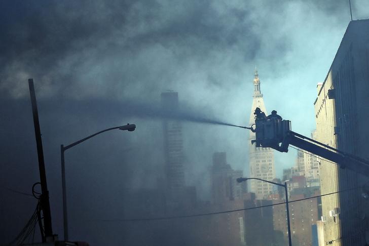 Фото №3 - Подвиг по расписанию: как работают спасатели службы 911