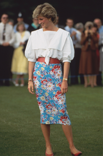 Фото №11 - До/после: как принцесса Диана дарила вторую жизнь старым нарядам
