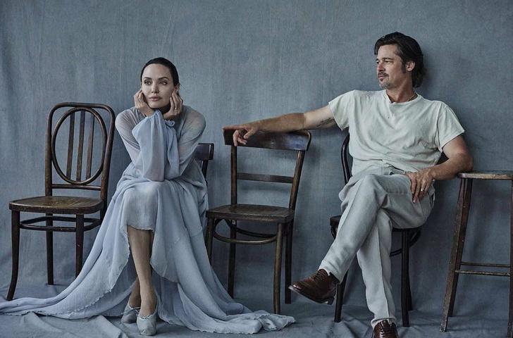 Аджелина Джоли и Брэд Питт разводятся