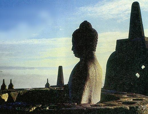 Фото №1 - Боробудур — мир земли и духа