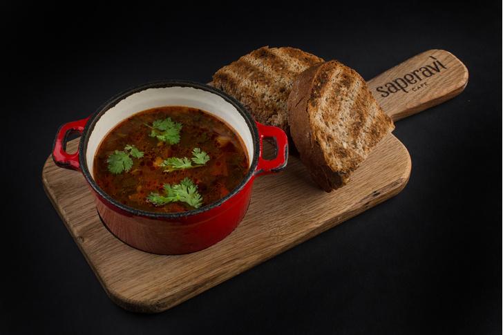 Фото №5 - 5 необычных рецептов согревающих супов