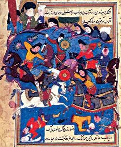 Фото №4 - Империя Аллаха